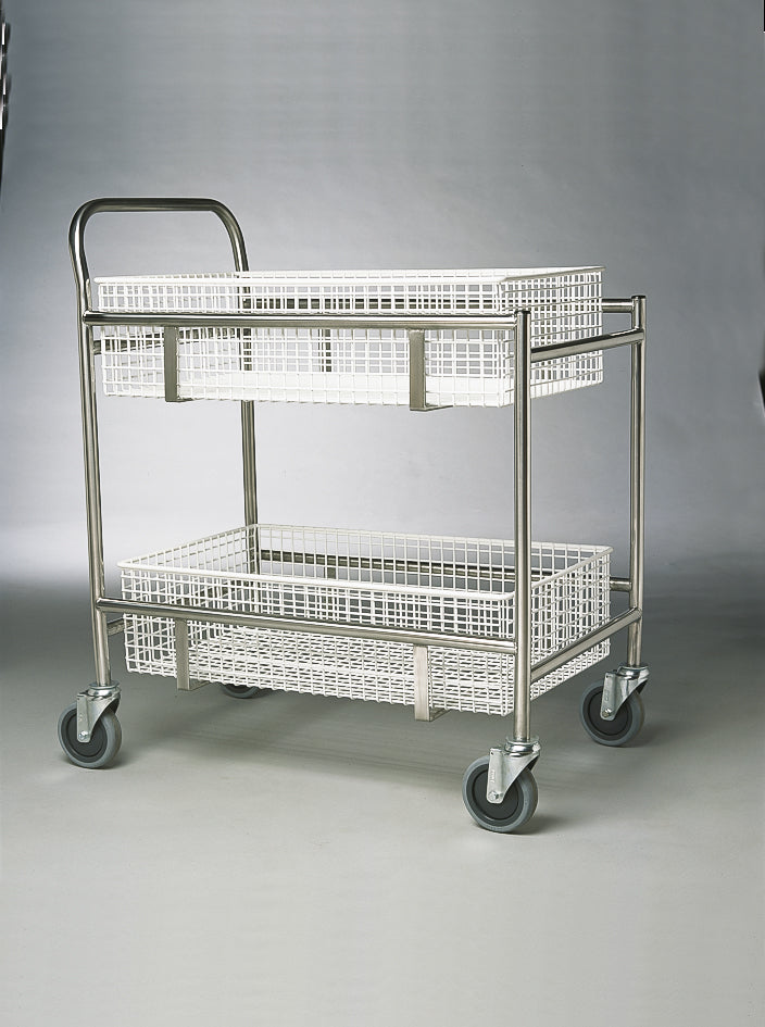 REMOVABLE BASKET TROLLEY