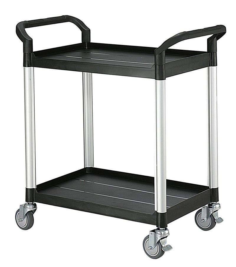MULTI PURPOSE TROLLEY 2 SHELF