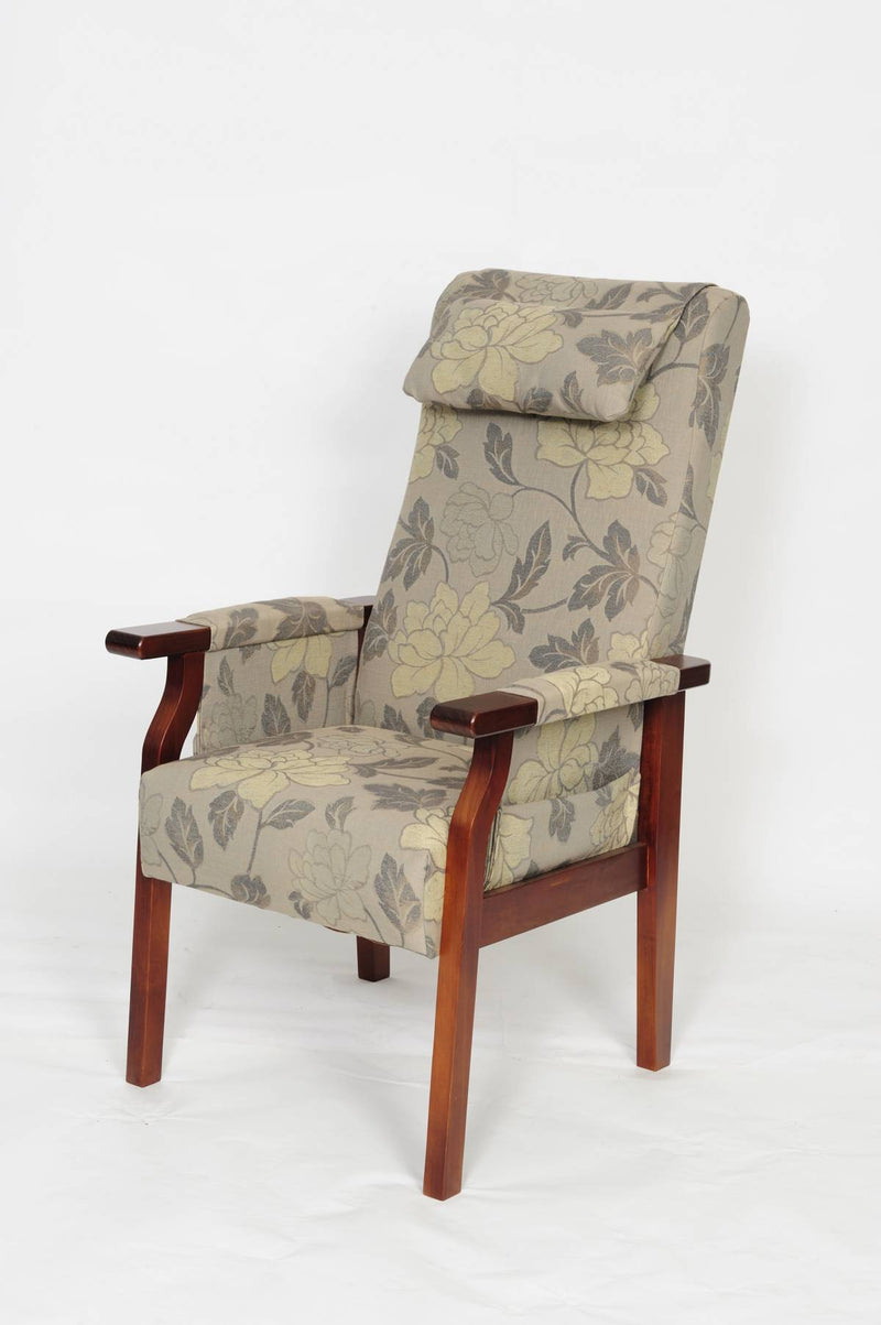 LEGEND HIGHBACK  ARMCHAIR