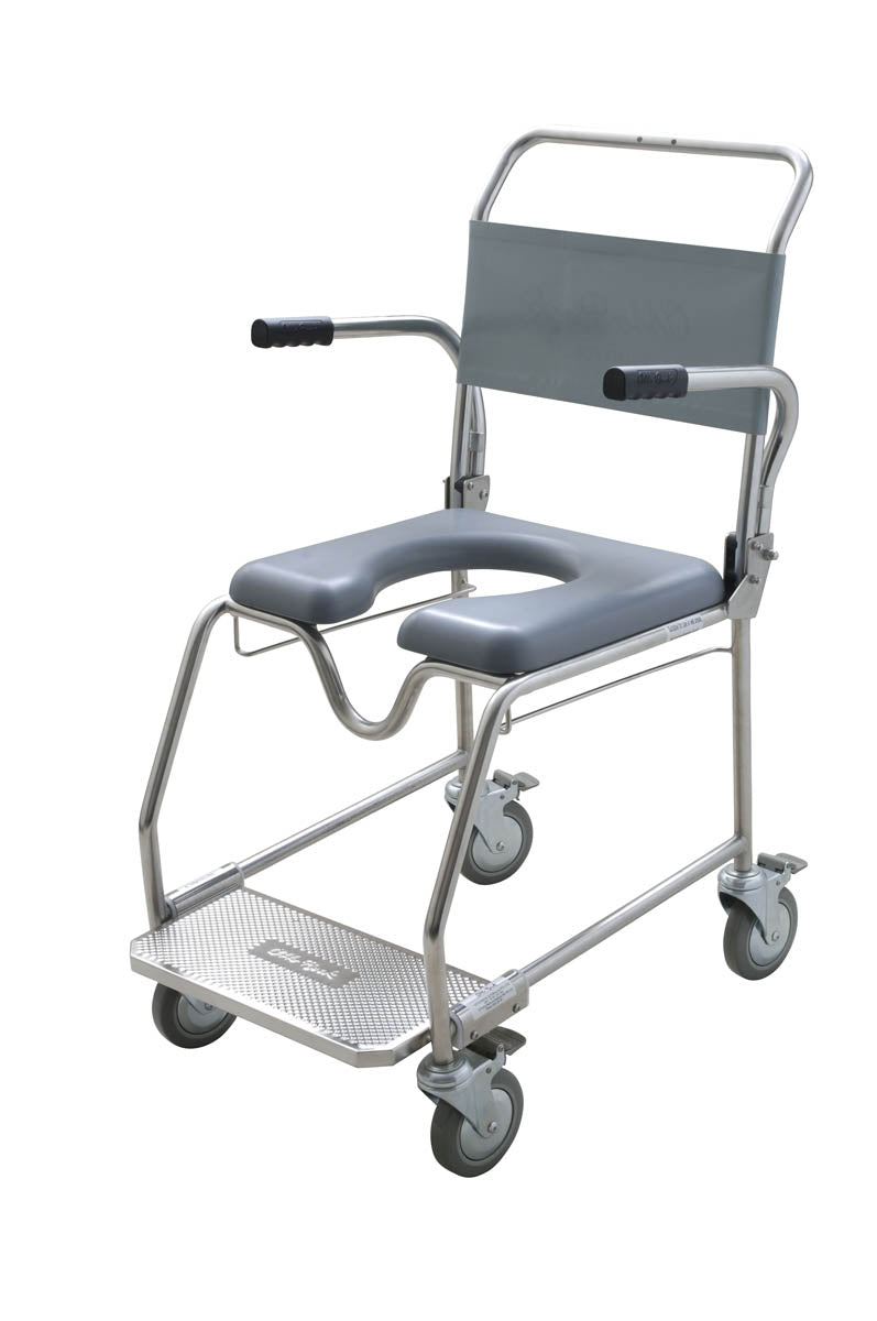 46CM WEIGHT BEARING COMMODES
