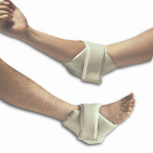 GEL HEEL AND ELBOW PROTECTOR