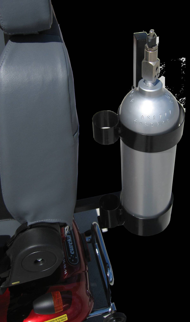 OXYGEN BOTTLE HOLDER