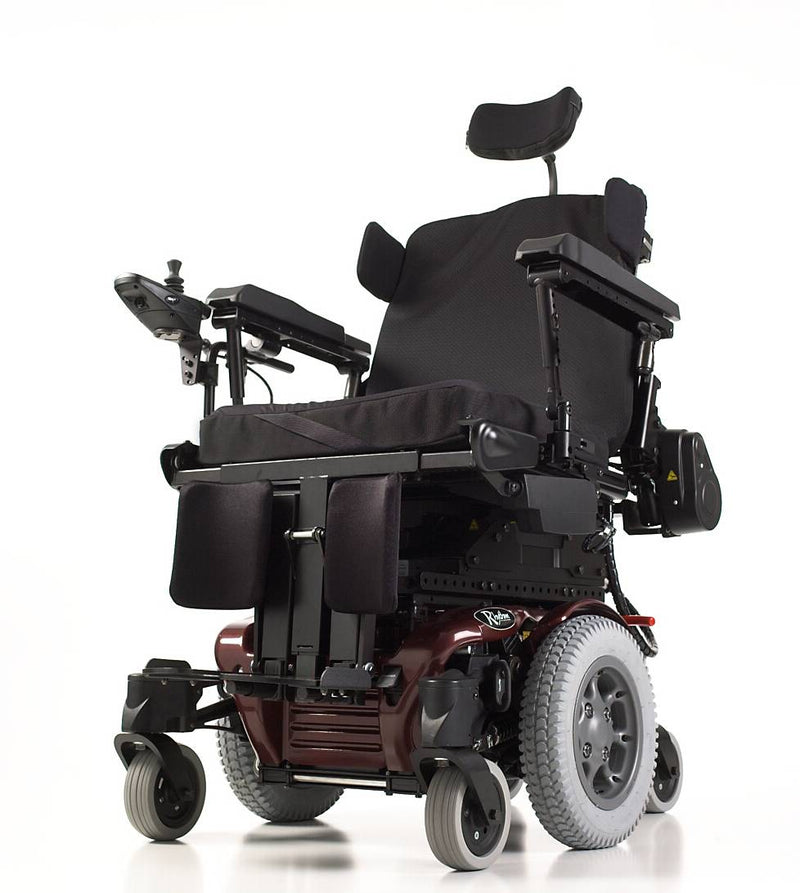QUICKIE RHYTHM POWER WHEELCHAIR