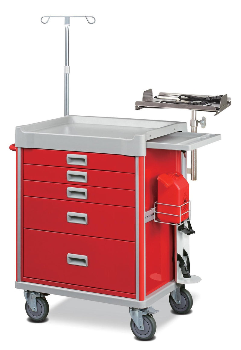 EMERGENCY EQUIPMENT TROLLEY