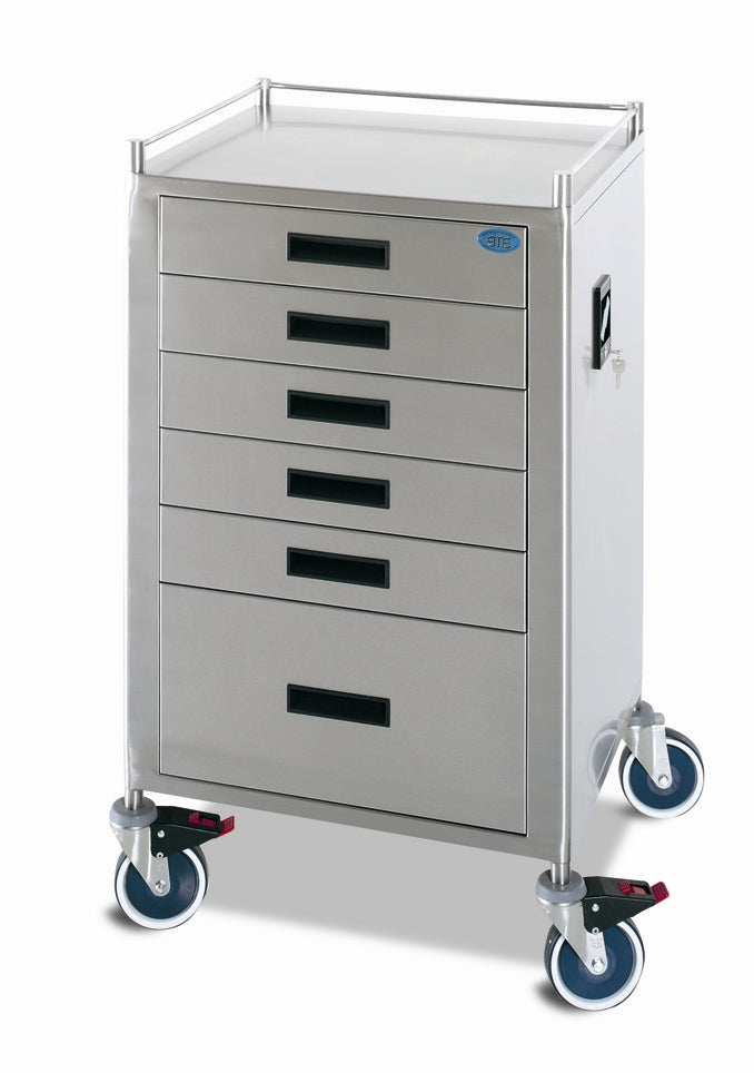 MEDICATION TROLLEY-50 DOSAGE