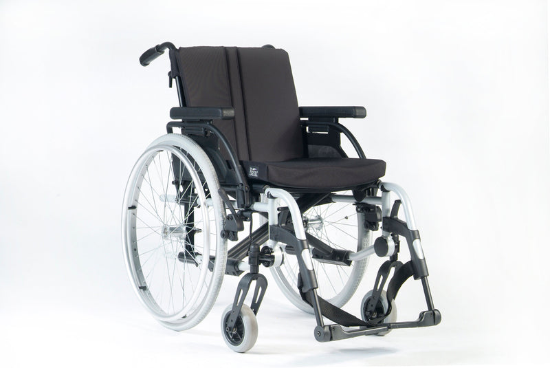 BREEZY BASIX LIGHTWEIGHT SELF PROPELLED WHEELCHAIR