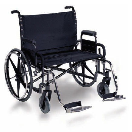BREEZY BARIATRIC HEAVY DUTY WHEELCHAIR