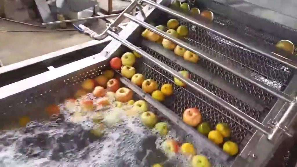 Apple cleaning