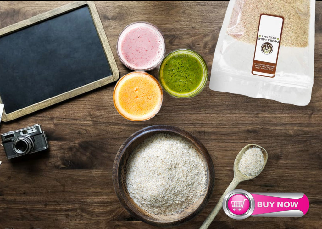 The health benefits, dosage, and side effects of psyllium