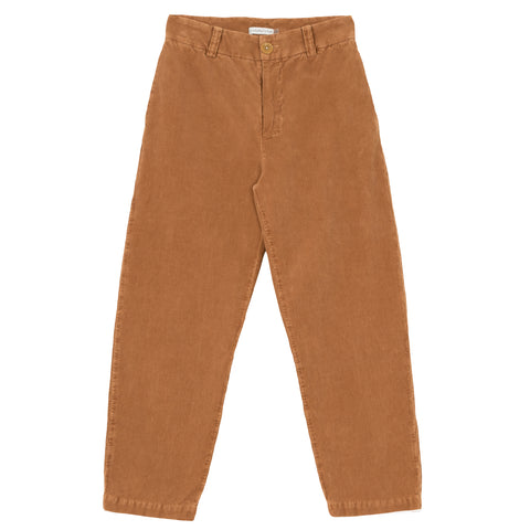 Corduroy Pants - Chaga Brown