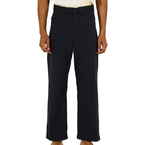 Howdy Trousers - Black Indigo