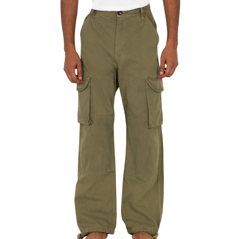 Military Pants - Military Green