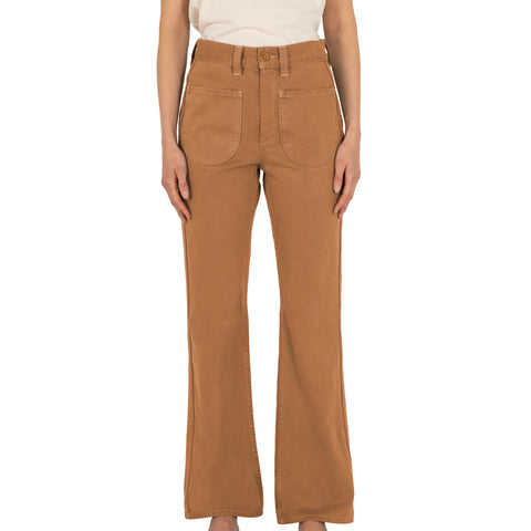 Flare Jeans - Chaga Brown