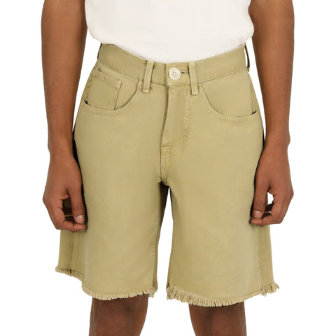 Cut-Off Jort - Algae Green