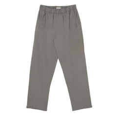 Geri Pants Linen Ramie - Grey