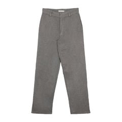 Silk Hemp Trousers - Grey
