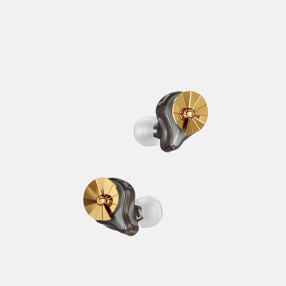 PB01X EARPHONE - GOLD