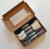 Dovecot Studios: Appletons Tapestry Wool Set of 5: Monochrome