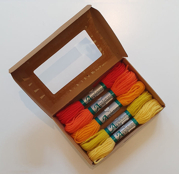 Dovecot Studios | Appletons Tapestry Wool Set of 5: Summer