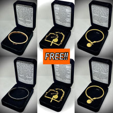 Load image into Gallery viewer, Buy 2 Couple's Bracelet and 2 St. Benedict Bracelet For Good Health And Healing GET 2 FREE Oratio Imperata Bracelet!