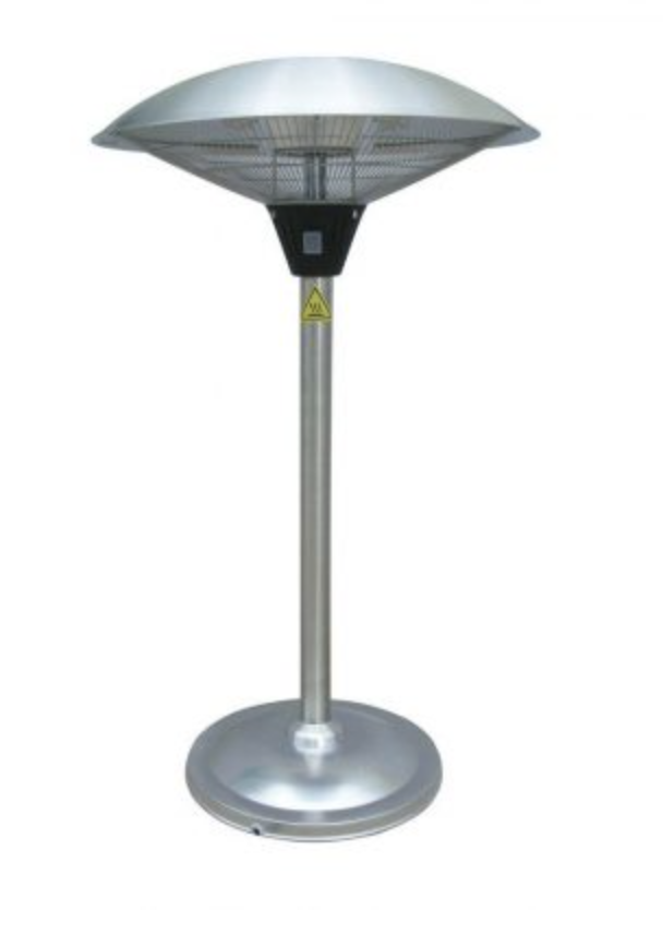 Tabletop Infrared Heat Lamp