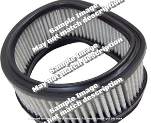 K&N Clamp-On Filter, 580-R0990