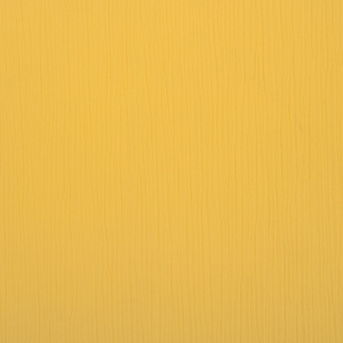 NERITA Polyester Solid - Yellow