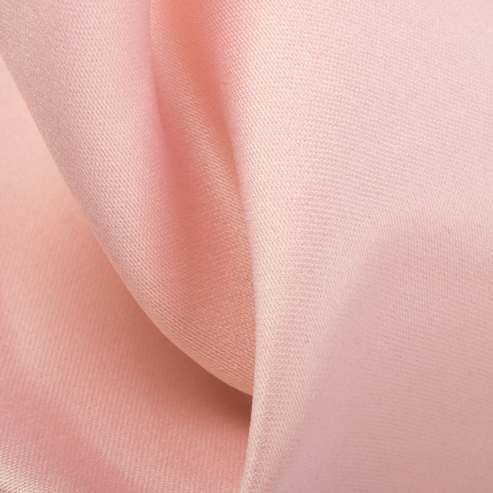 CLICHY Matt satin - Barely blush