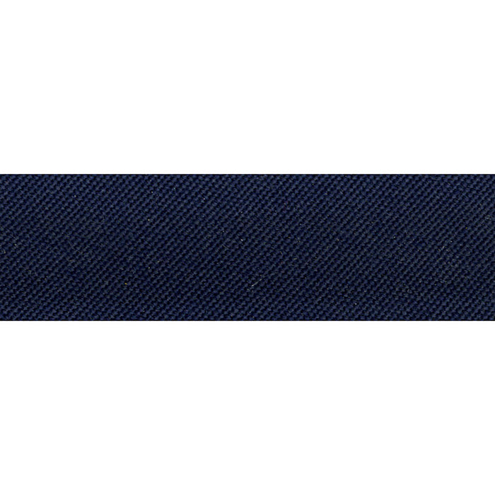"1"" Sunbrella 2-Fold Binding Captain Navy"
