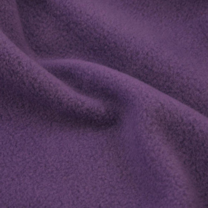 Anti-Pill Lambskin Fleece - Purple
