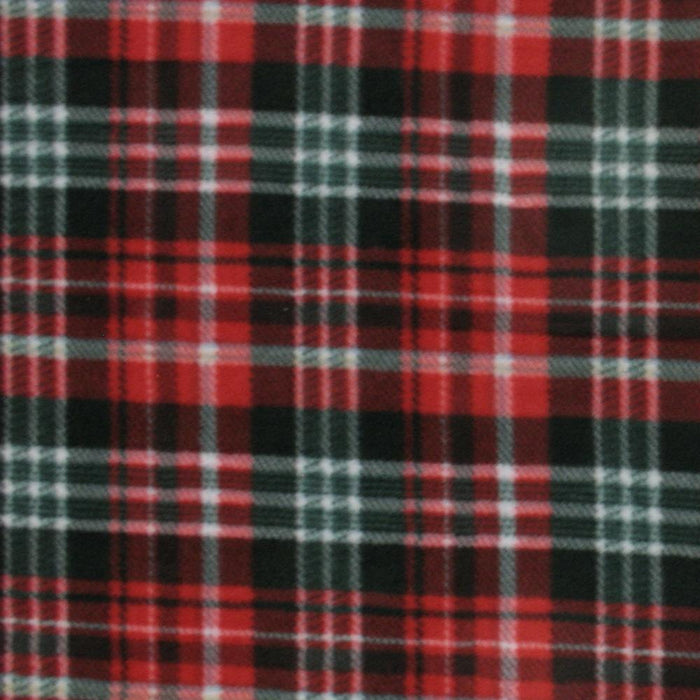 Anti-pill fleece tartans - New Brunswick