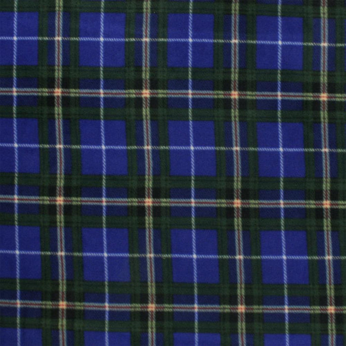 Anti-pill fleece tartans - Nova Scotia