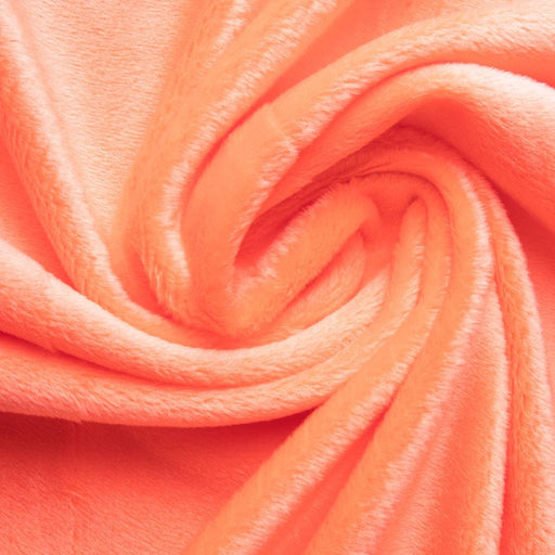 Plain Micro Chenille - Light coral