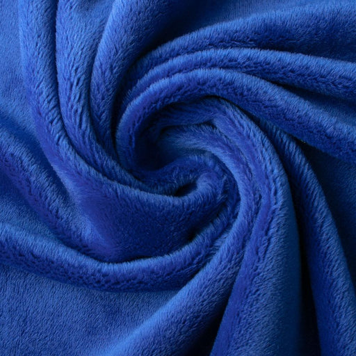 Plain Micro Chenille - Royal