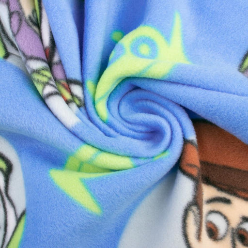 Registered Fleece Print - Toy Story - Blue