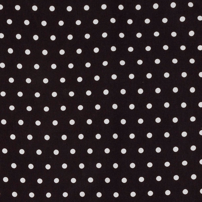 Just Basic - Dots - Black