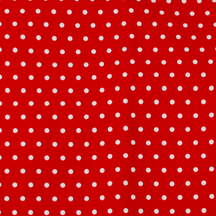 Just Basic - Dots - Red