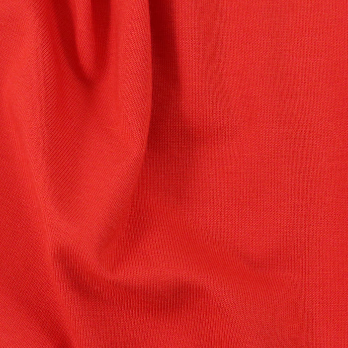 IMA-GINE Cotton Lycra Solid - Red