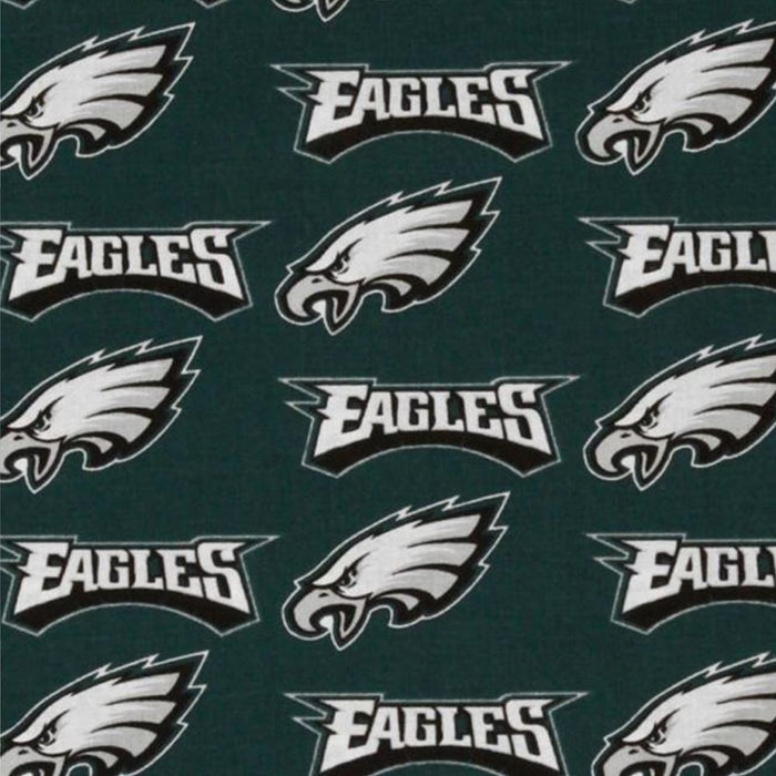 Philedelphia Eagles - NFL cotton prints