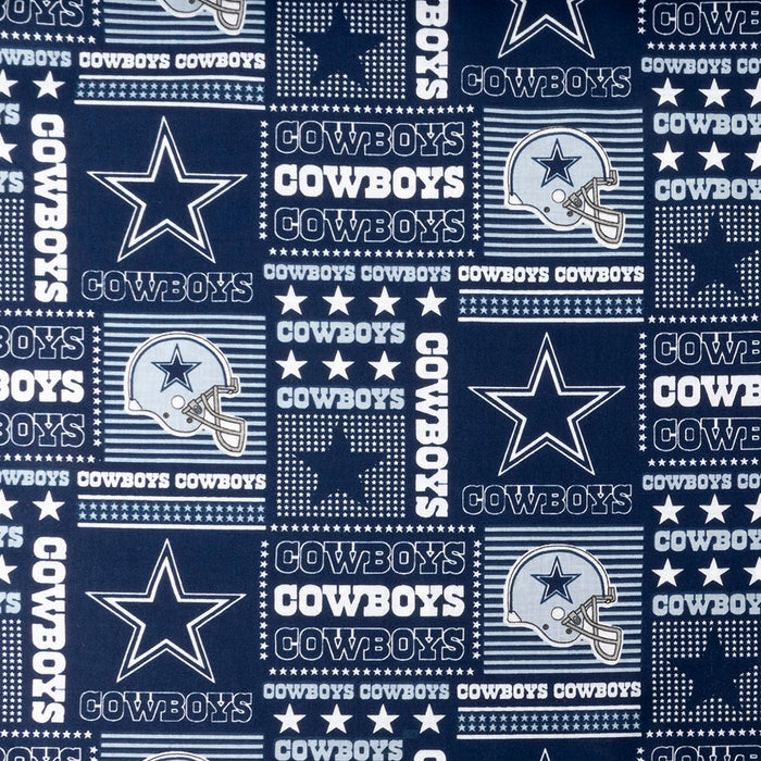 Dallas Cowboys - NFL cotton prints