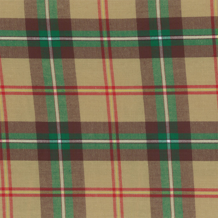 LONDON brushed plaid - Saskatchewan