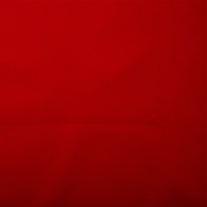 Stretch Poplin - Red