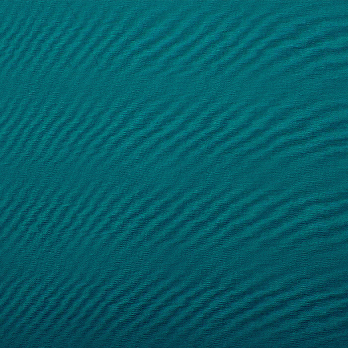 Stretch Poplin - Teal