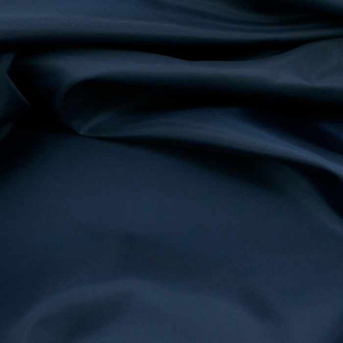 Polyester Lining - Light Navy