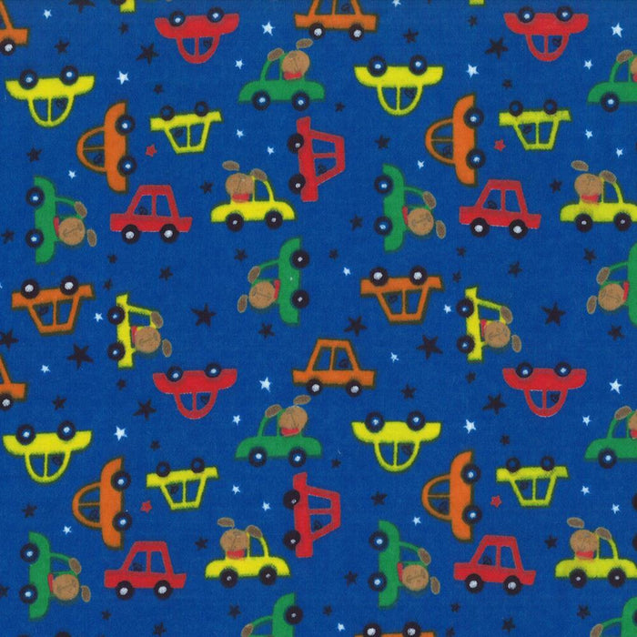 Chelsea Flannelette - Cars