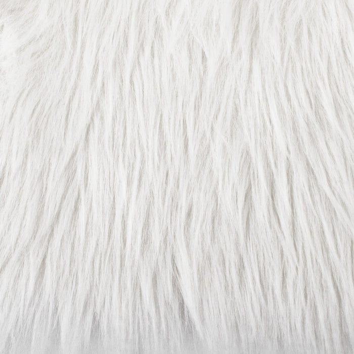 "Luxury Fur - 1 1/2"" - White"