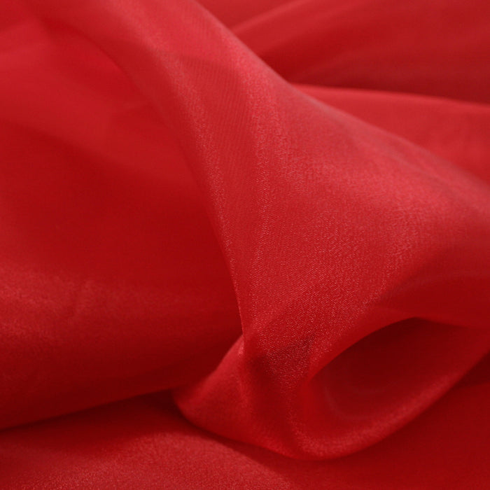 Clichy Organza - Red