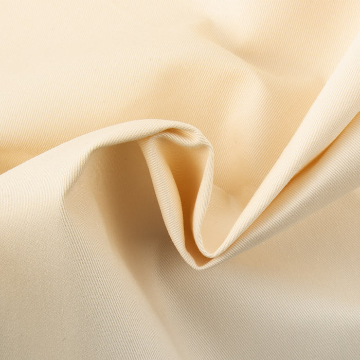 Pure Cotton Twill - Ivory