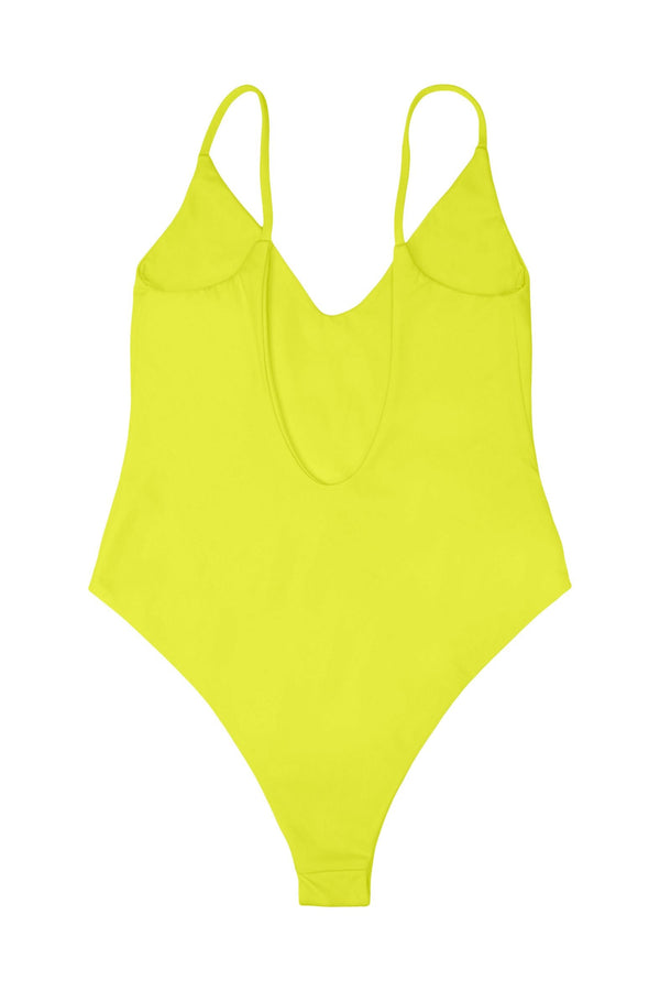 Gili one-piece V-neckline - Beat