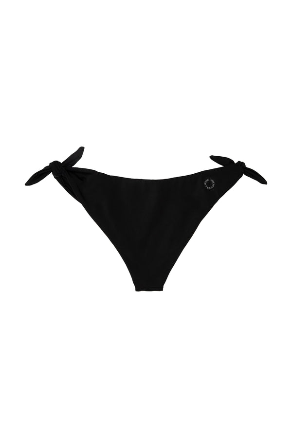 Lovina bottom Self-tie - Nero